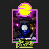 Wolfman Chiefenstein cover art