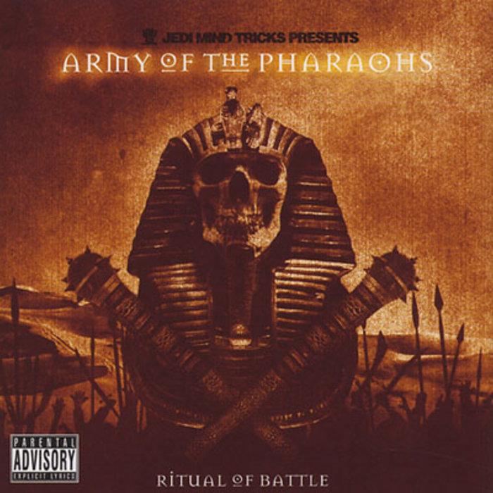 Quot Ritual Of Battle Quot Orange Vinyl 2xlp Jedi Mind Tricks