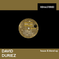 David Duriez presents Virtual Funker - House & Blend ep - [remastered digital edition] cover art