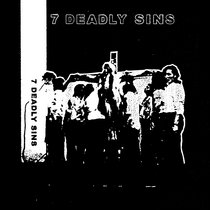 7 DEADLY SINS cover art