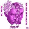 Chris Brown & Young Thug - Slime & B (Chopped and Screwed) by DJ MDW