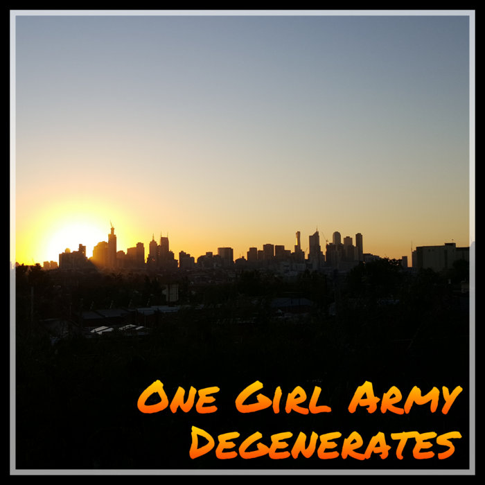 Lyric mr brownstone lyrics : One Girl Army