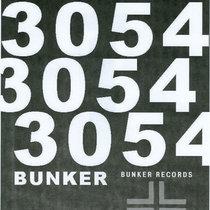 (Bunker 3054) #3 cover art