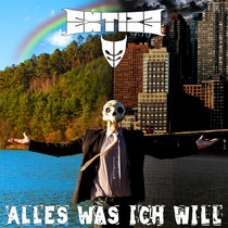 Alles was ich will cover art