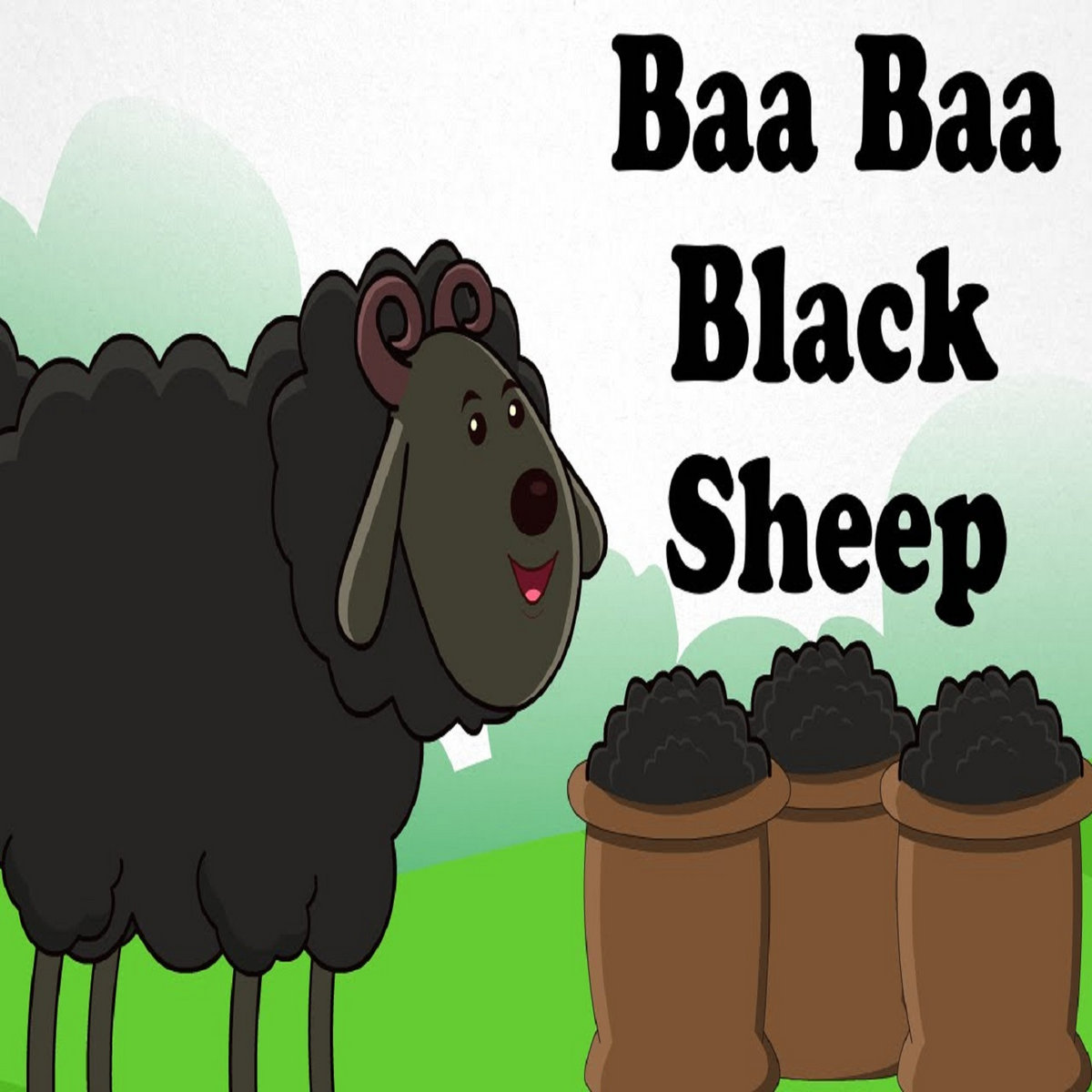 Baa Black Sheep Nursery Rhymes