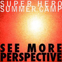 SUPER HERO SUMMER CAMP cover art