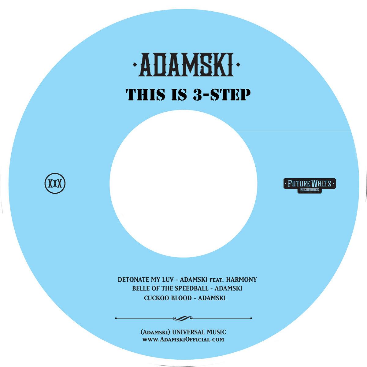 This Is 3 Step Ep Adamski Waltz Dance Steps Diagram By