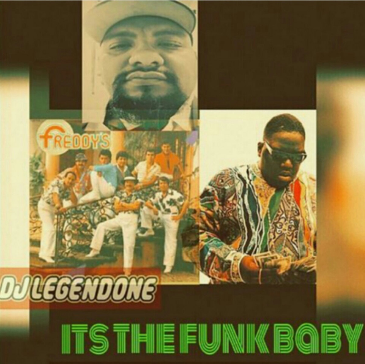 its the funk baby | djlegendone
