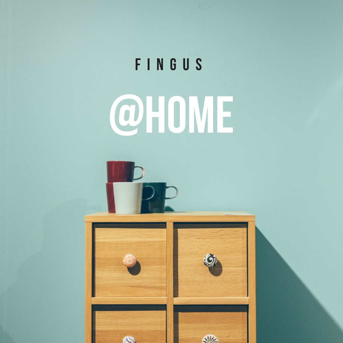 At Home by Fingus