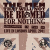 Anachrony In The UK: LIVE IN LONDON Cover Art