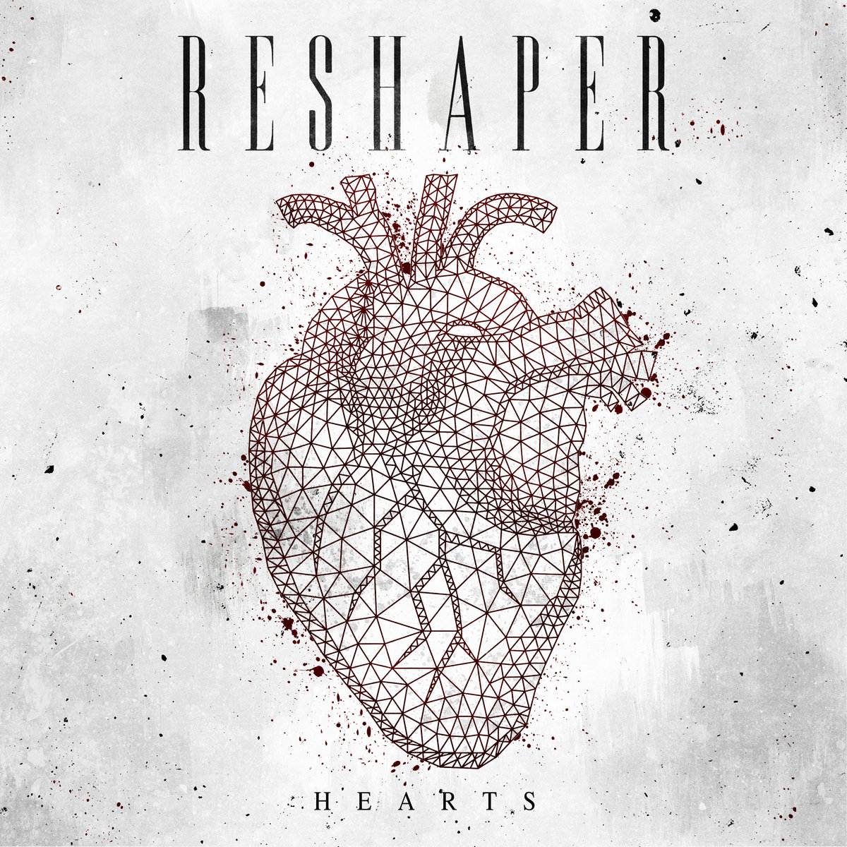 RESHAPER - Hearts [EP] (2016)