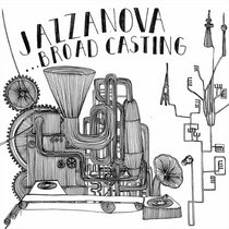 Jazzanova …broad casting cover art