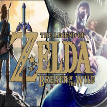 Zelda - Breath of the Wild - Opening theme cover art