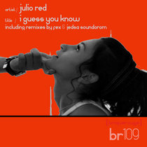 [BR109] : Julio Red - I Guess You Know [2020 Remastered Special Edition] cover art