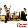 Damon Fowler Live Cover Art