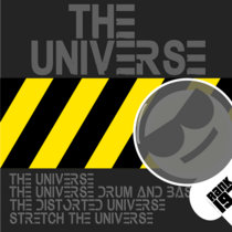 The Universe EP cover art