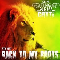 Cotti - Back to my roots Ep cover art