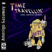 Time Travellin' (Chrono Trigger 25th Anniversary Tribute) cover art