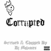 Corrupted cover art