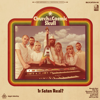 Is Satan Real? by Church of the Cosmic Skull