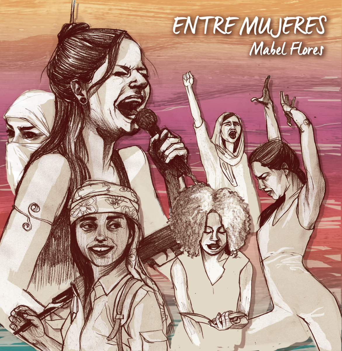 Entre Mujeres Mabel Flores