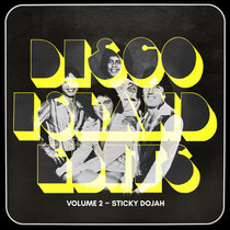 Disco Island Edits: Volume 2 cover art
