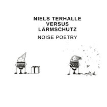 Noise poetry cover art