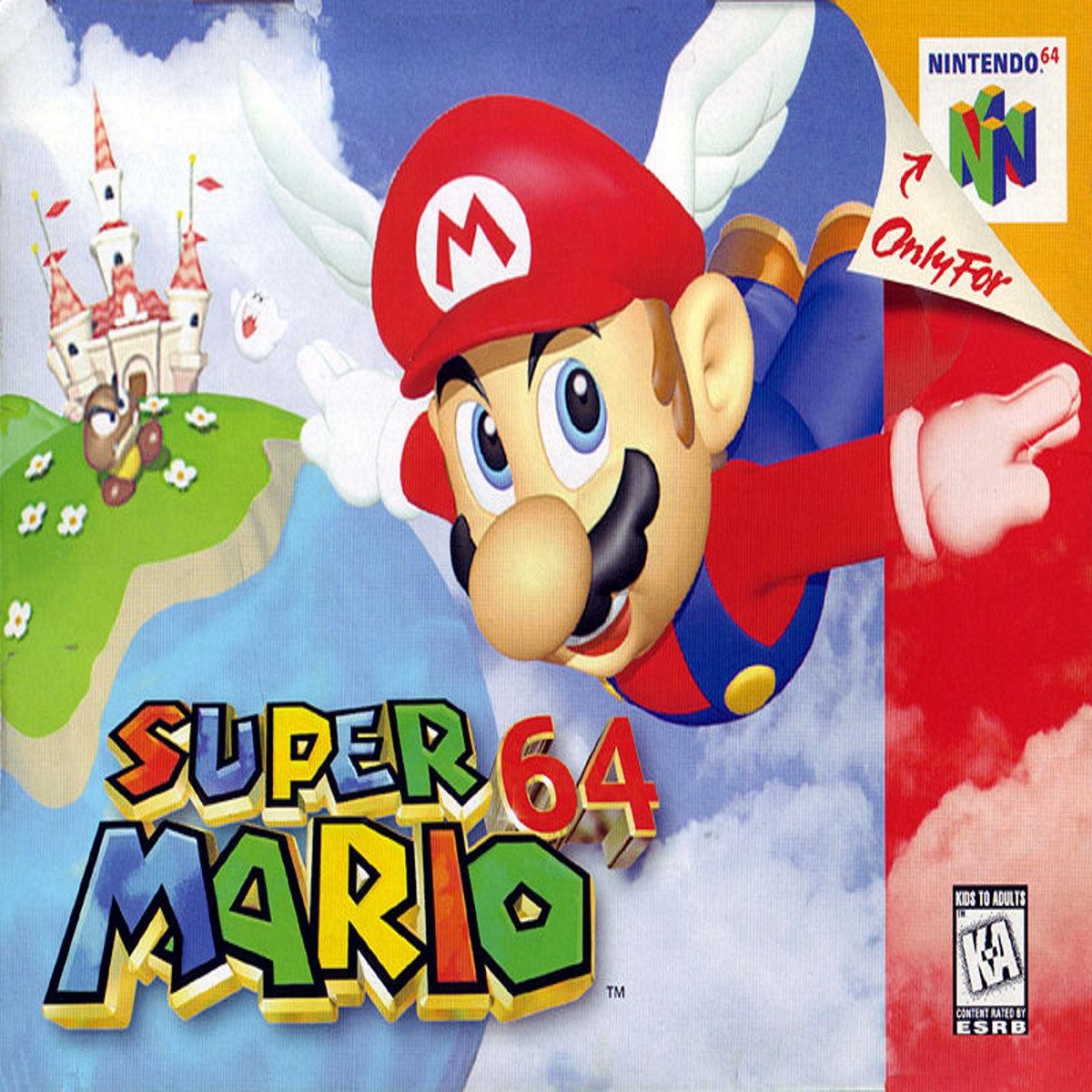 Ending Theme Super Mario 64- Piano Cover | CurlyQ