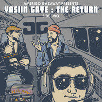 Yasiin Gaye: The Return [Instrumentals] cover art