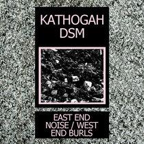 East End Noise / West End Burls cover art