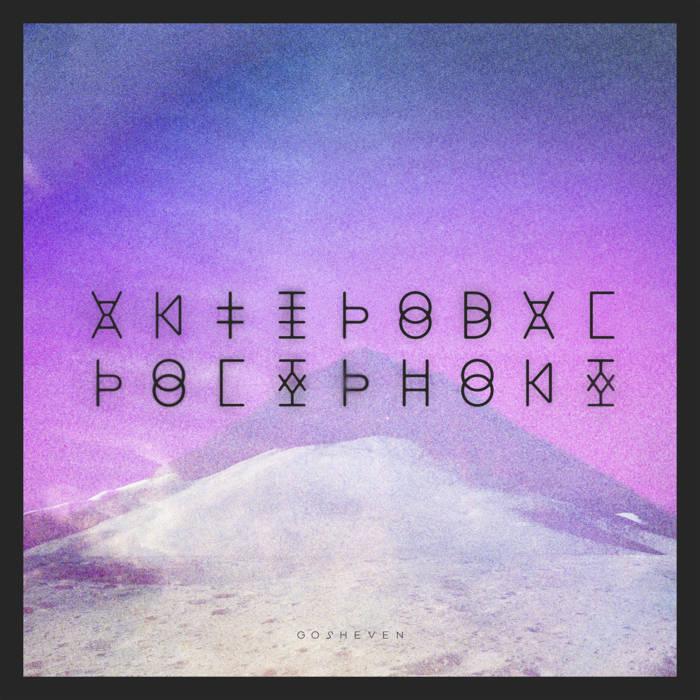 Gosheven: Anitpodal Polyphony album cover, 2021.