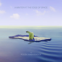 A Winter at the Edge of Space cover art