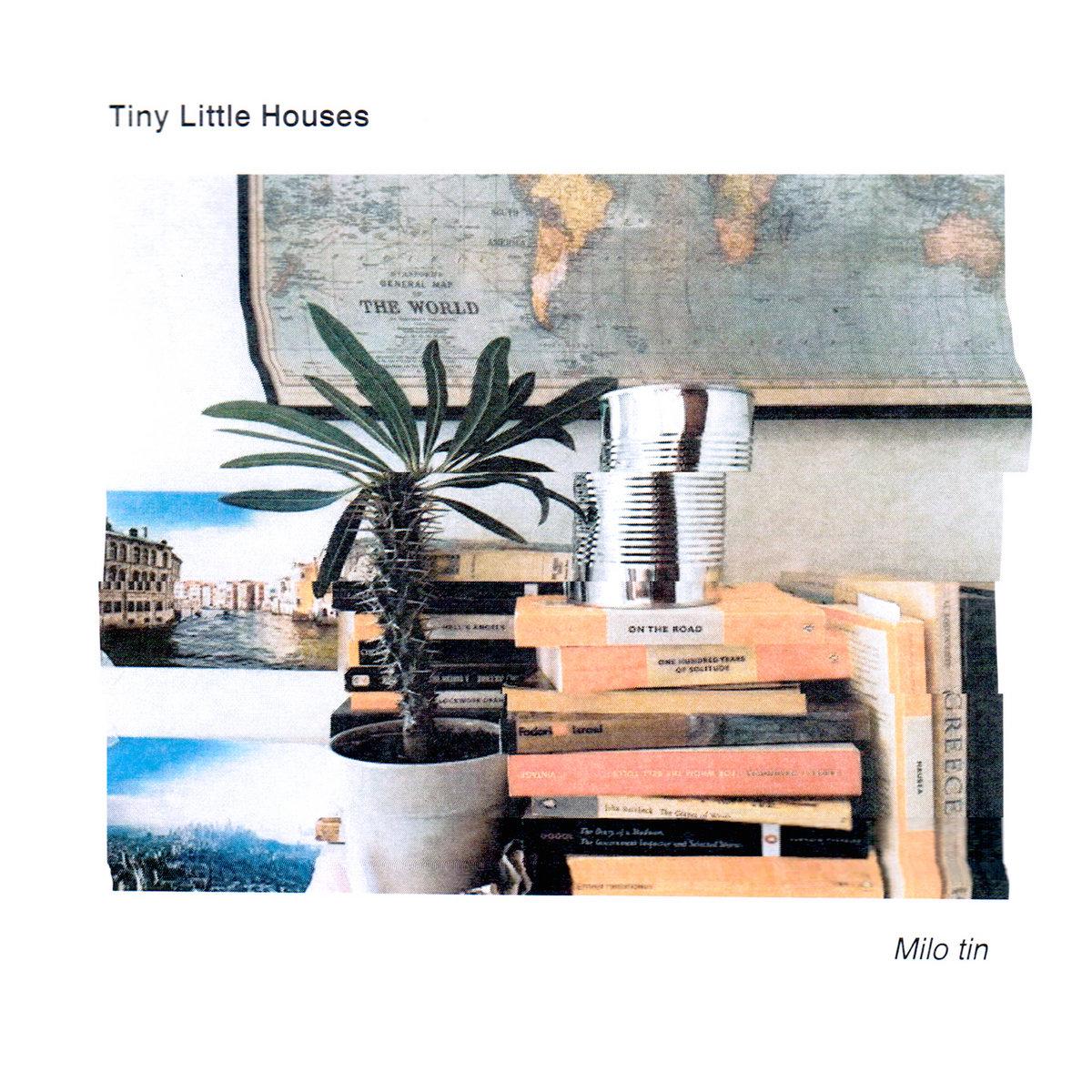 Milo Tin Tiny Little Houses