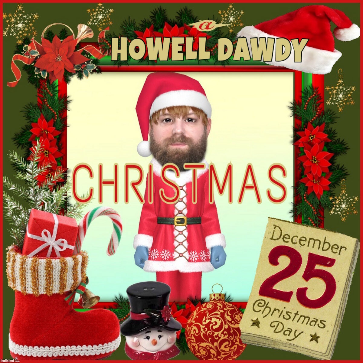 from a howell dawdy christmas by howell dawdy - Dirty Christmas Songs