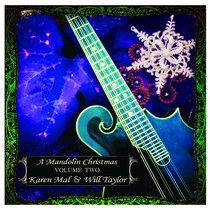 A Mandolin Christmas, Vol. 2 cover art