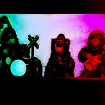 monkey machine cover art