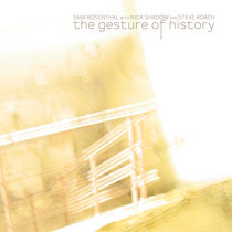 the gesture of history (preOrder) (name your price) cover art