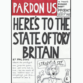 Here's to the State by Pardon Us