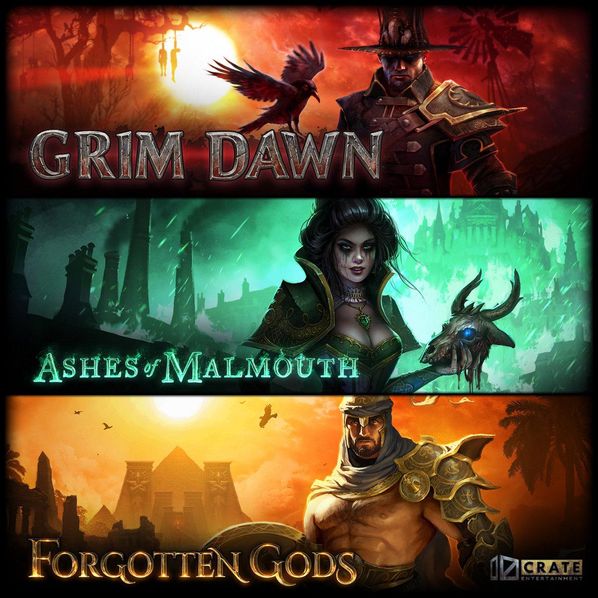 Grim Dawn: Soundtrack Boxset Vol  2 | SkewSound