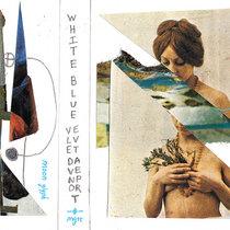 White Blue cover art