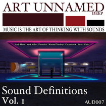 Sound Definitions Vol.1 cover art