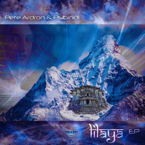 Lilaya EP cover art