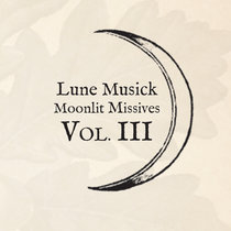 Moonlit Missive #3 cover art