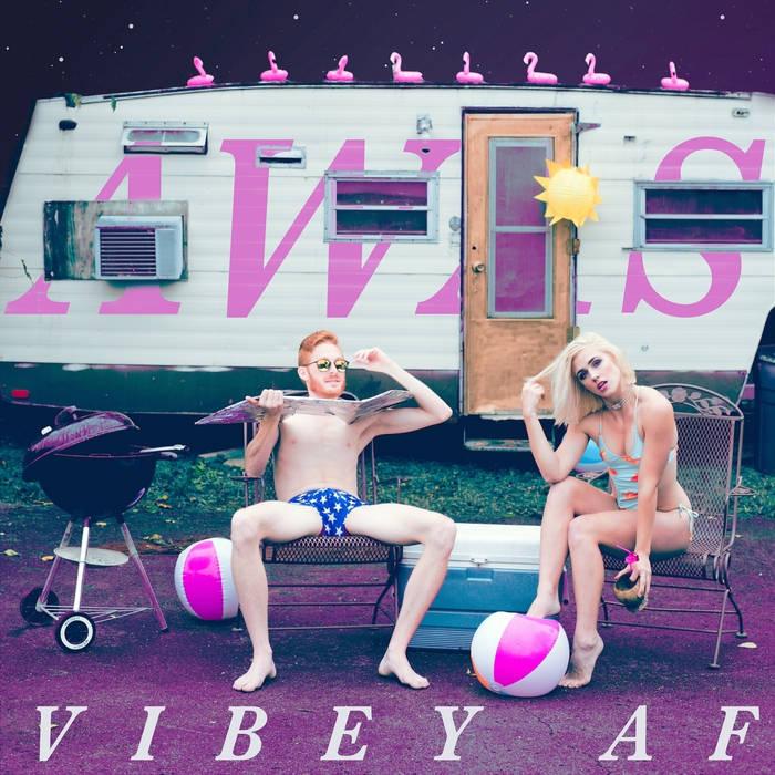 Vibey AF cover art