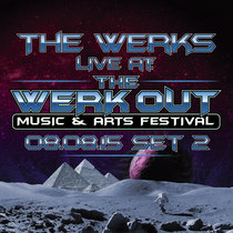 LIVE @ The Werk Out 2015 08.08.15 Set 02 cover art