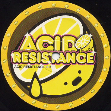 ACID RESISTANCE - COLLECTED (001 till 003) (Acid Techno) main photo