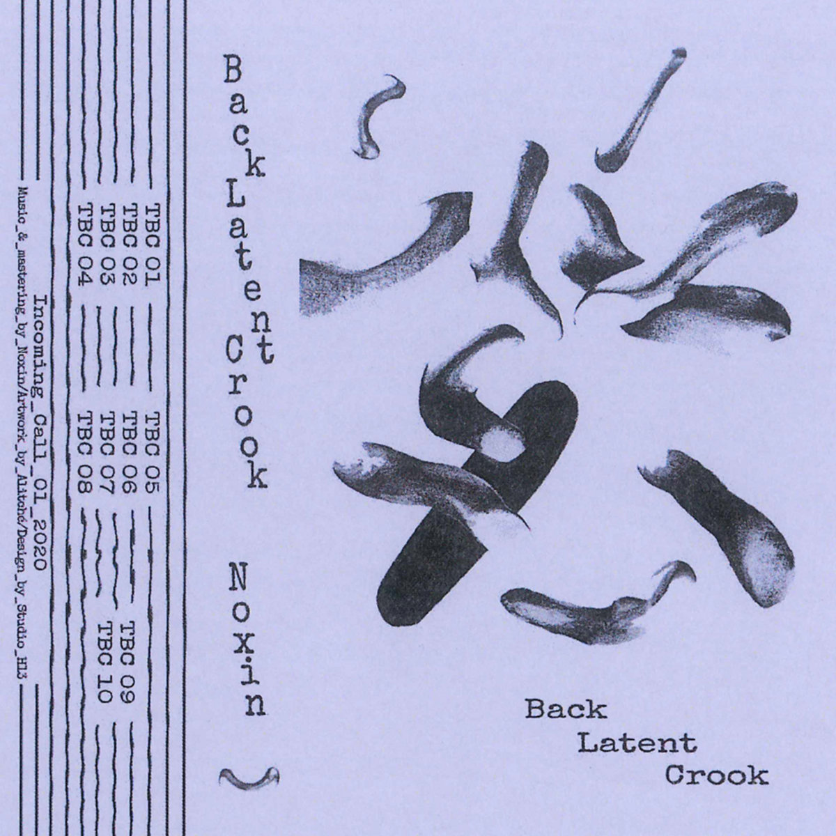 Back Latent Crook