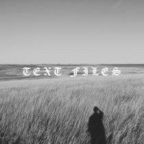 Text Files cover art