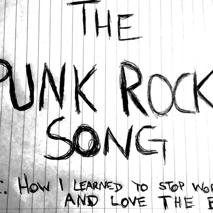 how to write a garage rock song