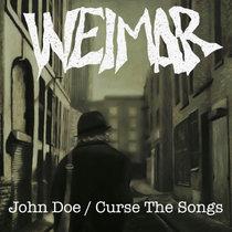 John Doe/Curse The Songs cover art